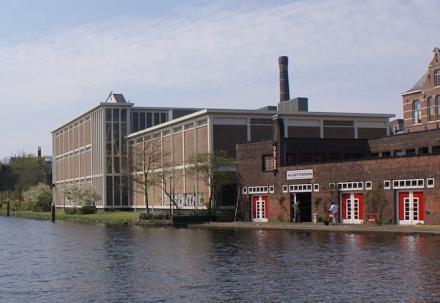 Schakelstation aan de Nieuwelaan
