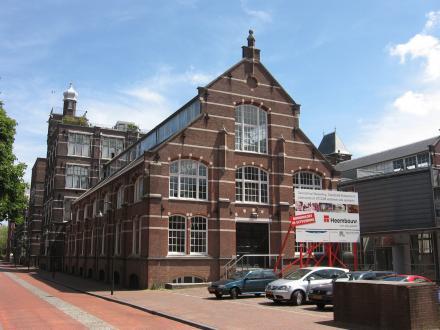Ezelsveldlaan 61: voormalig Techniek Museum