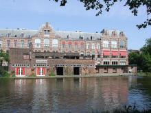 Clubhuis Laga aan de Nieuwelaan
