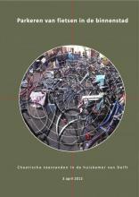 Parkeren van fietsen in de binnenstad