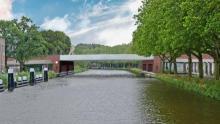 Nieuwe Sebastiaansbrug Delft, Ontwerp ZJA