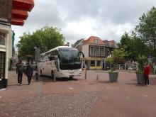 Overlast touringcars Delft