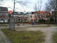 Speelplein aan de Yperstraat
