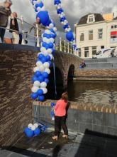Kapelsbrug geopend!