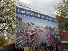 Blunderbrug zorgt voor vertraging: pas eind 2017 tramlijn 19!