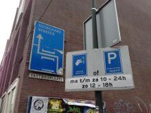 Gasthuisplaats parkeren Delft
