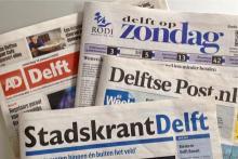 De Delftse kranten