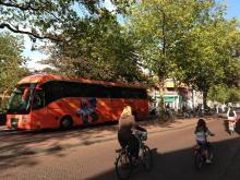 Nieuwe Langendijk autobus vrij! Touringcar uit binnenstad!
