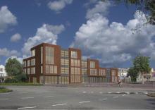 Nieuwbouw Asvest, Delft